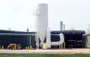 Dust Collector Tanks