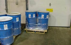 Paint Delivered In 55 Gallon Drums